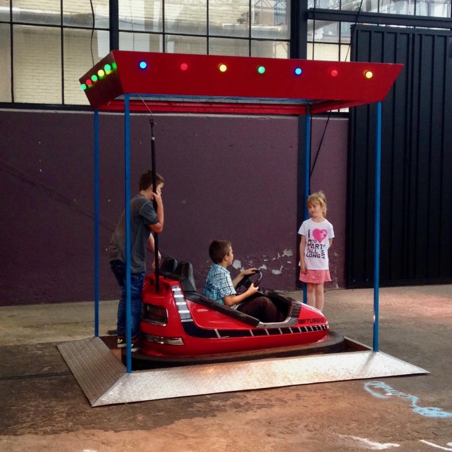 Maze de Boer Bumper Car 3